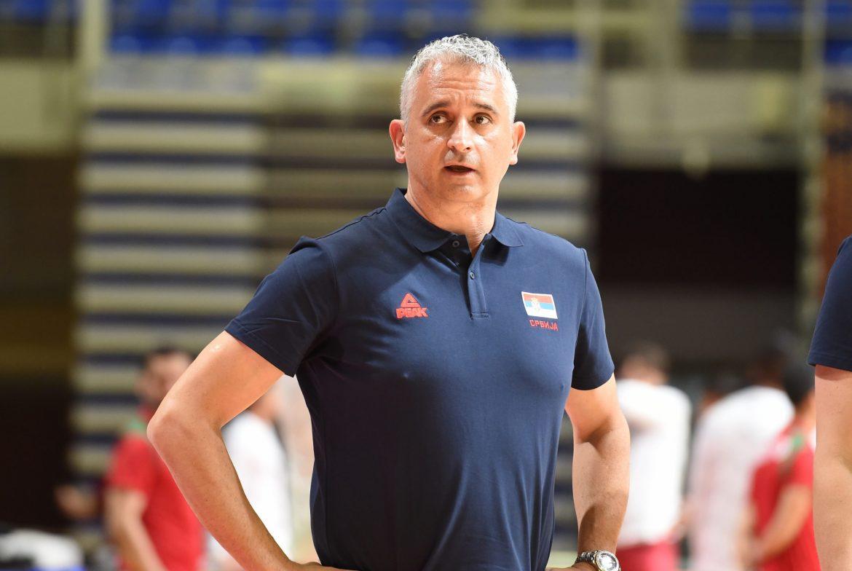 Igor Kokoškov više nije selektor košarkaša Srbije