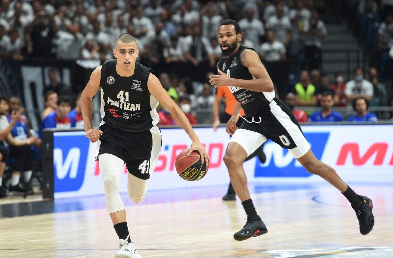 Pobeda košarkaša Partizana u Zadru
