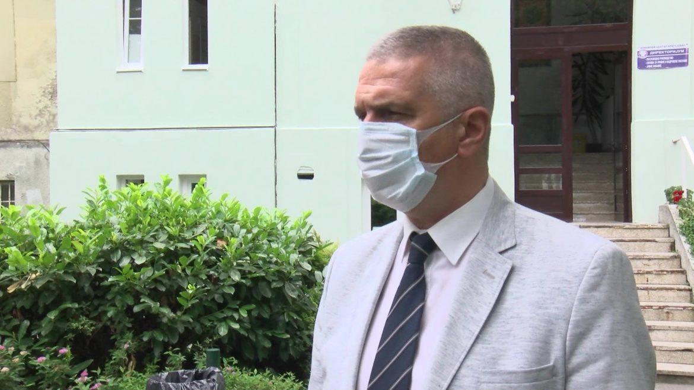Sazdanović: U KC Kragujevac hospitalizovano 262 pacijenta