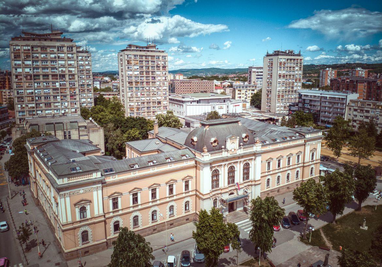 Kragujevac: Još 342 novozaražene osobe