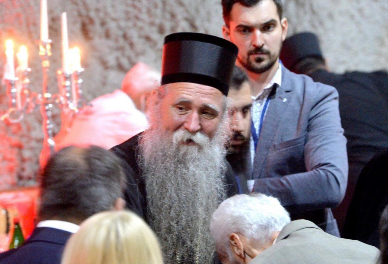 Mitropolit Joanikije: Podele u Crnoj Gori veštački izazvane