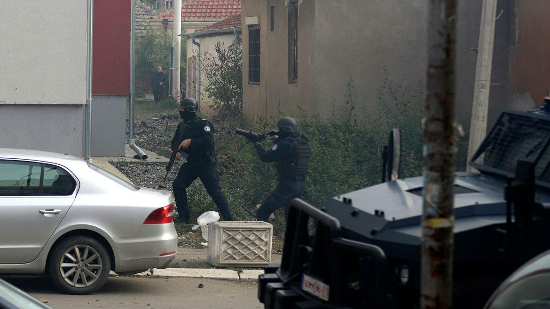 Rosu pucala na Srbe, desetine povređeno na Kosovu, jedan pogođen u grudi