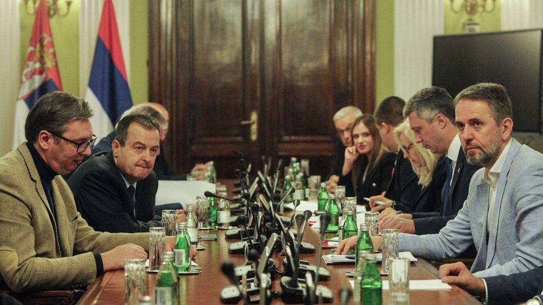 Dačić: Postignut načelan dogovor u međustranačkom dijalogu