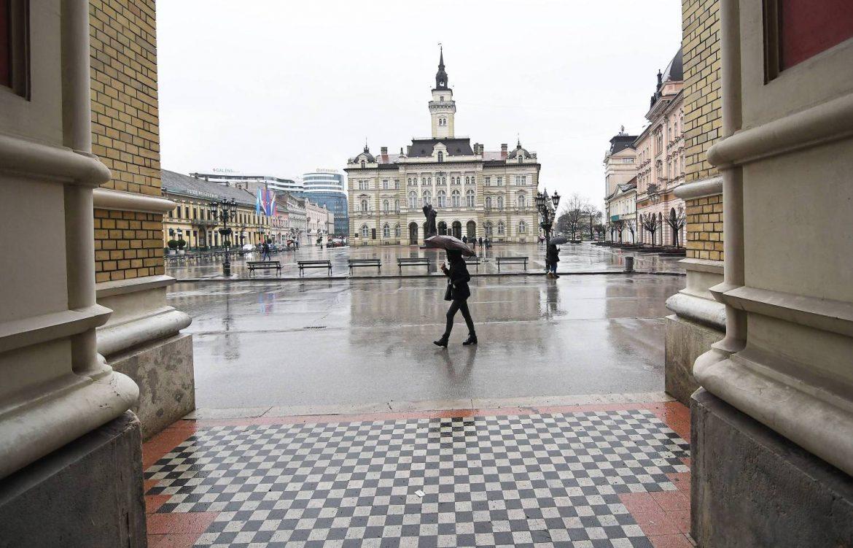 U Srbiji danas oblačno i hladno, najviša temperatura do 10 stepeni