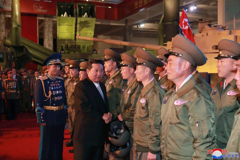 Kim Džong Un: Stvoriću nepobedivu vojsku