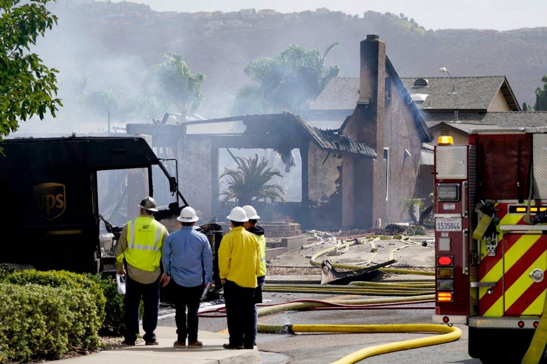 Srušio se avion u Kaliforniji, dve osobe poginule