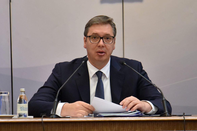 Vučić: Preliminarni datum razgovora o gasu sa Putinom 25. novembra