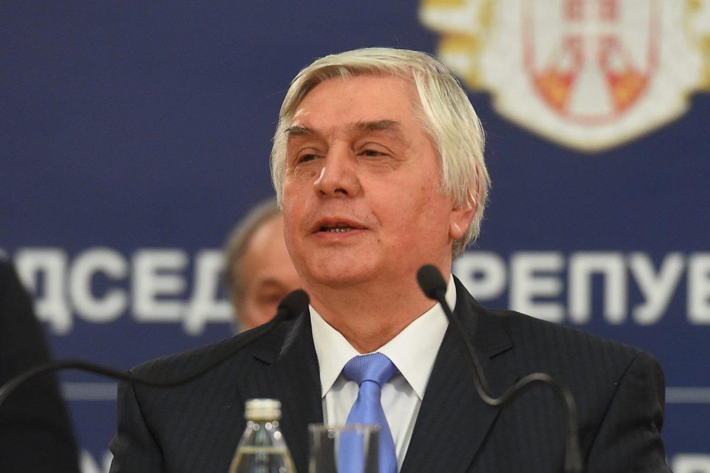 Tiodorović: Sledeće nedelje o pooštravanju mera