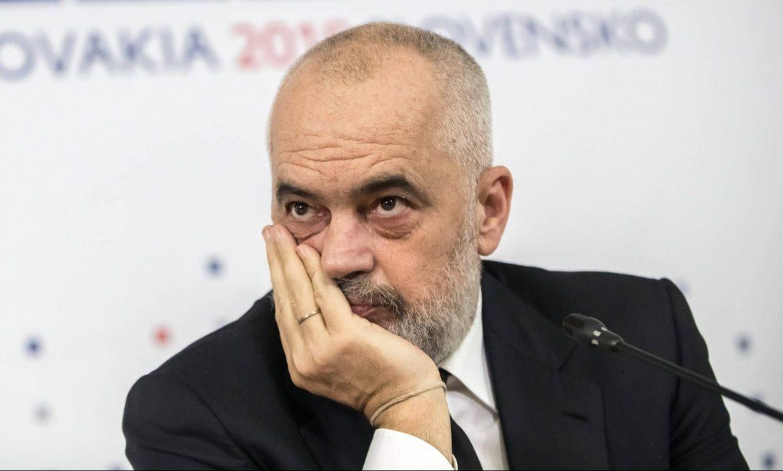 Rama: Albanija u vanrednom stanju zbog krize sa strujom