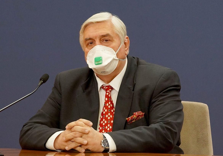 Tiodorović: Epidemiološka situacija je katastrofalna