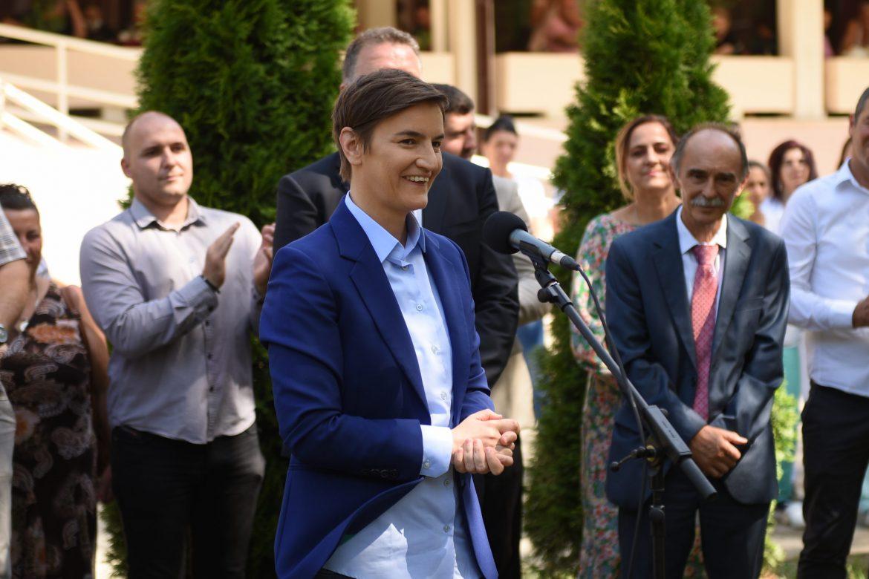 Ana Brnabić Srbije najavila kontrolu kovid propusnica od subote