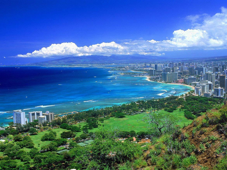 Jak zemljotres pogodio Havaje