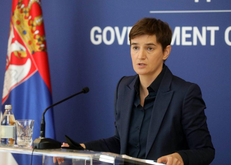 Brnabić: Planirano Vučićevo ubistvo na otkrivanju spomenika Stefanu Nemanji