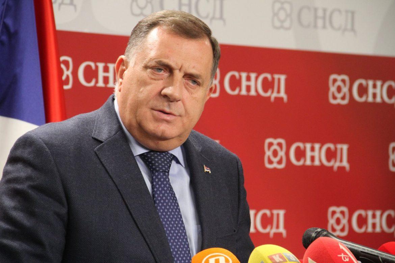 Dodik: Republika Srpska neće poštovati nametnute zakone
