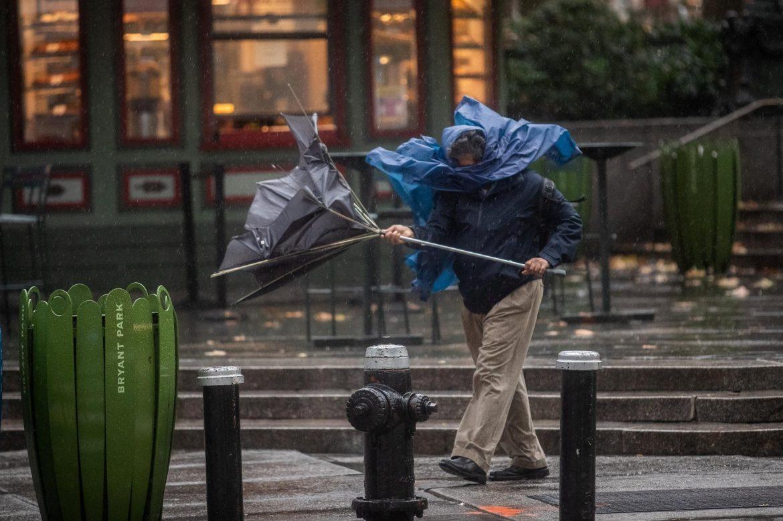 RHMZ upozorava na olujnu košavu od utorka