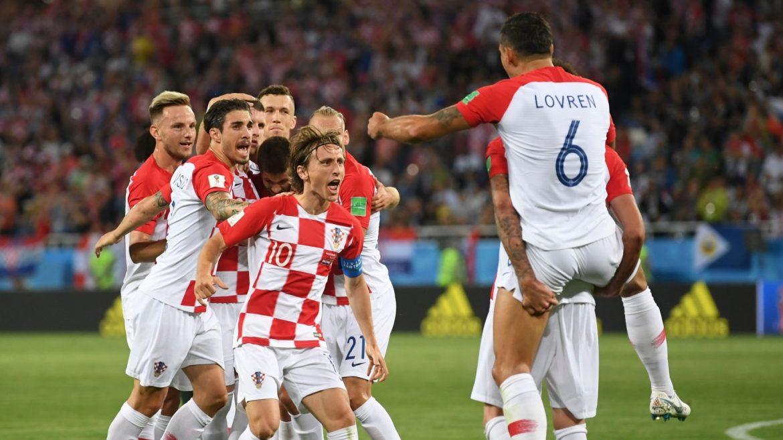 Pobeda fudbalske reperezentacije Hrvatske nad Kiprom