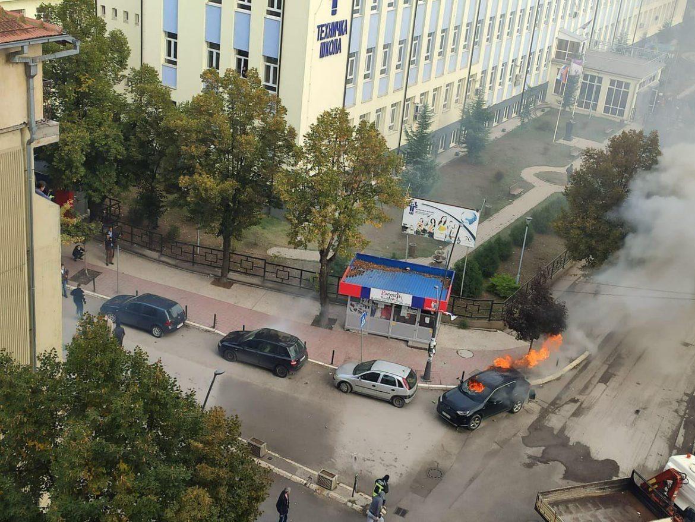 Akcija kosovske policije u Severnoj Mitrovici, građani blokirali ulice